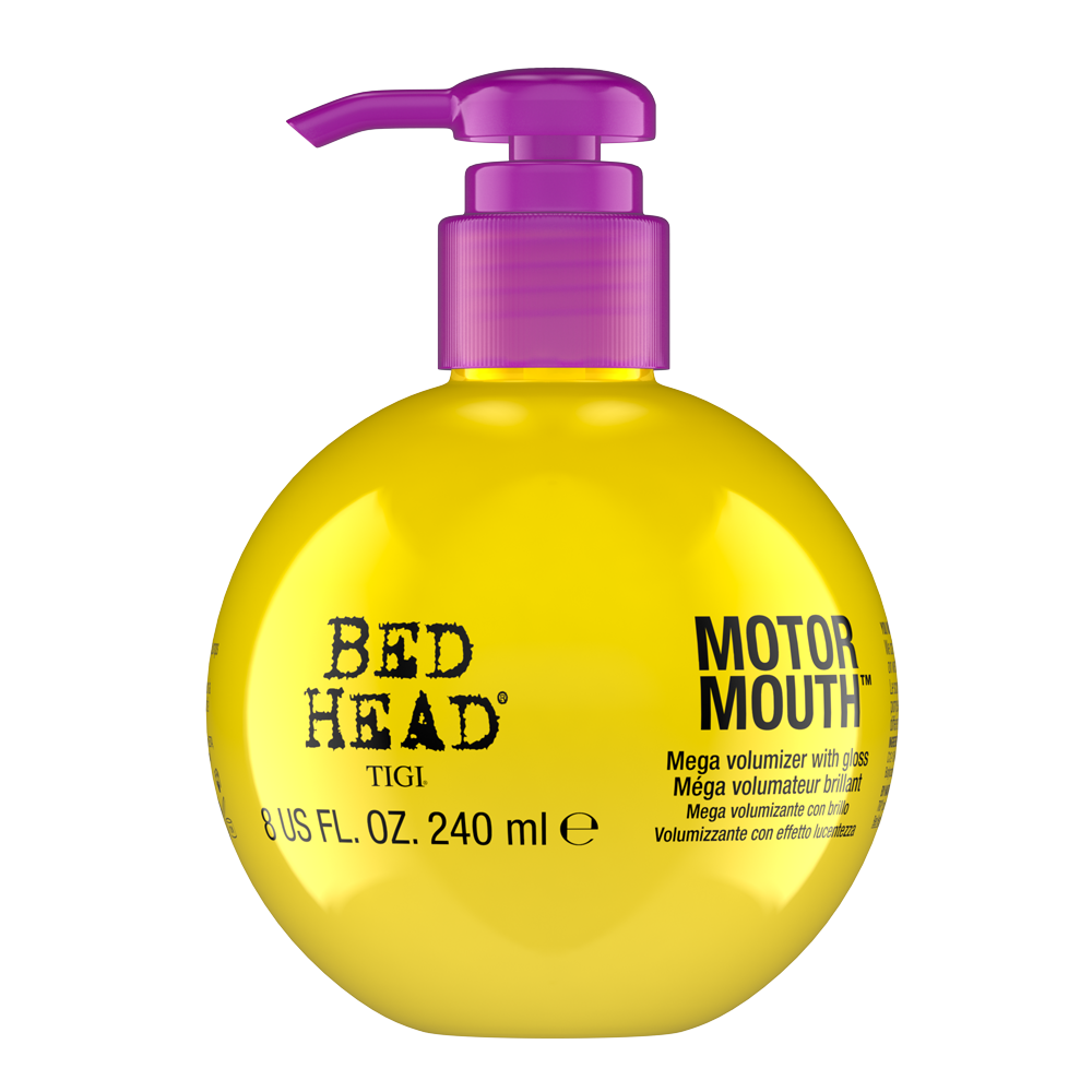ВОЛЮМАЙЗЕР ДЛЯ ВОЛОС TIGI BED HEAD MOTOR MOUTH  240 МЛ