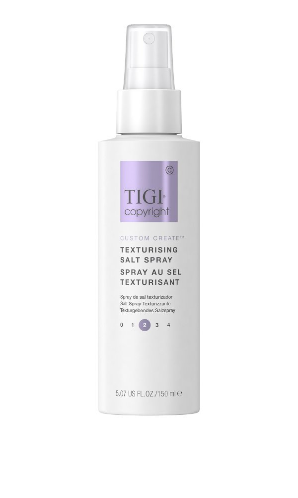 картинка CПРЕЙ МОРСКАЯ СОЛЬ TIGI COPYRIGHT CUSTOM CARE™ TEXTURISING SALT SPRAY 150 МЛ от магазина TIGI