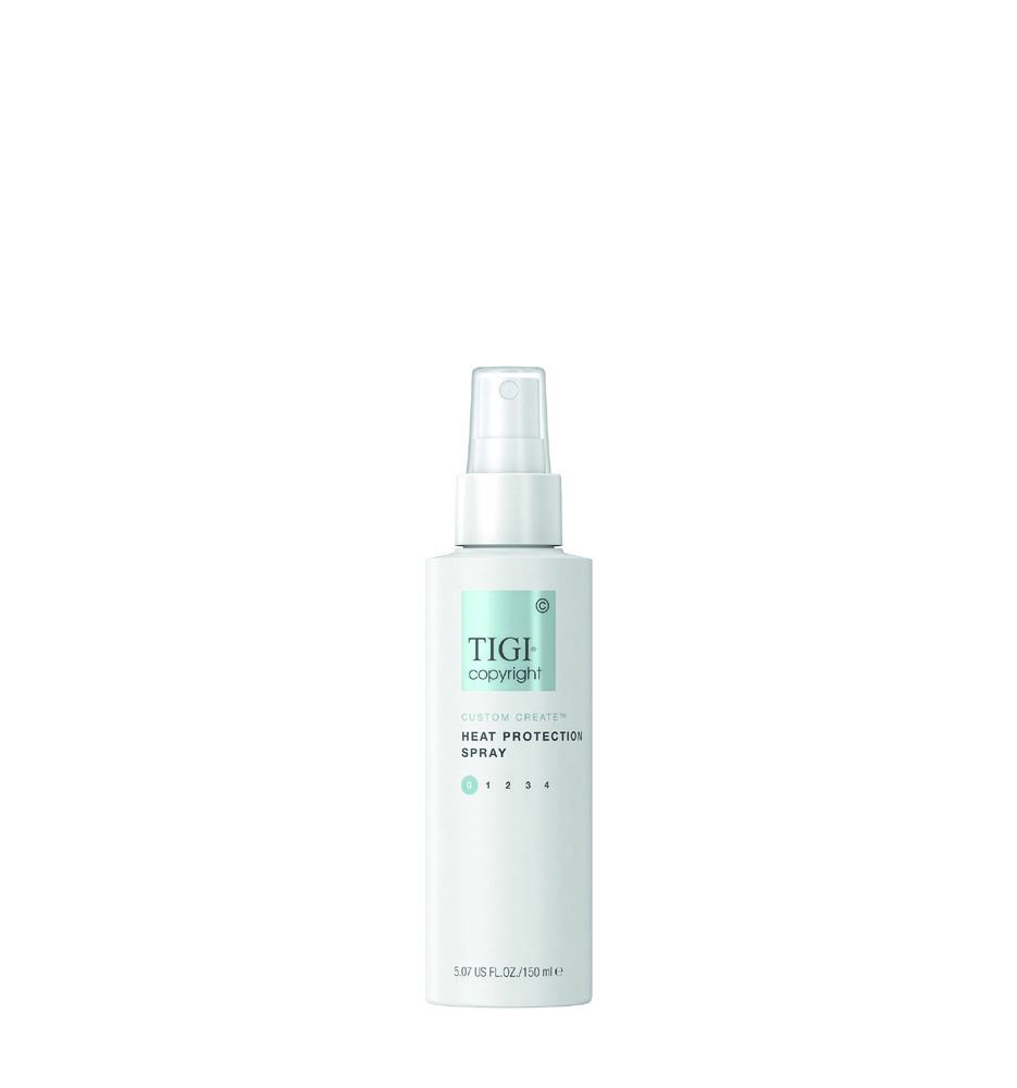 ТЕРМОЗАЩИТНЫЙ СПРЕЙ TIGI COPYRIGHT CUSTOM CARE™ HEAT PROTECTION SPRAY 150 МЛ