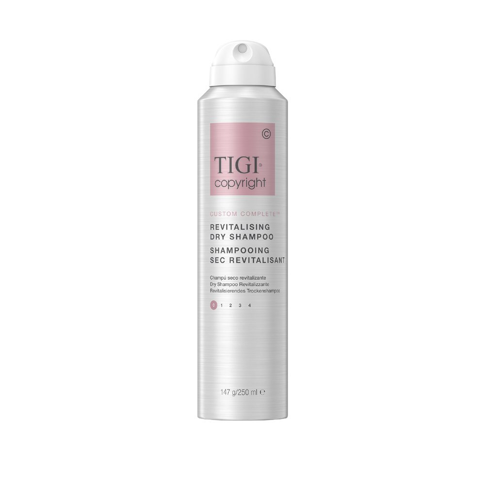 СУХОЙ ШАМПУНЬ TIGI COPYRIGHT CUSTOM CARE™ REVITALISING DRY SHAMPOO 250 МЛ